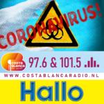 Costa Blanca radio verwelkomt Hallo Weekblad!
